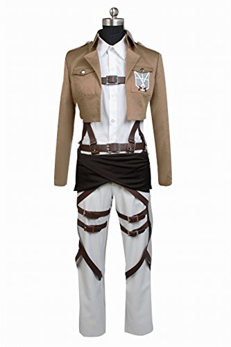 adult attack on titan costumes