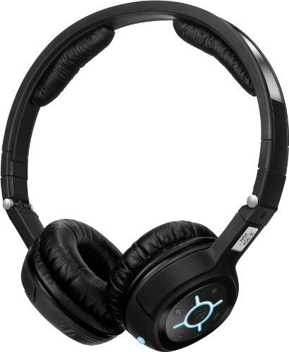 Sennheiser MM 450-X Wireless Bluetooth Headphones – Black