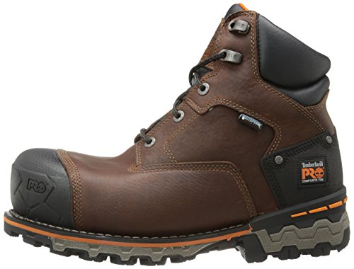 5492a96e28b Timberland PRO Men's 6 Inch Boondock Comp Toe WP Insulated ...