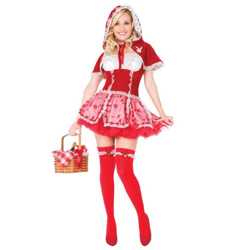 Playboy Little Red Vixen Sexy Costume