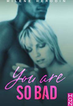 Livres Couvertures de You Are so Bad (HQN)
