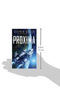 Livres Couvertures de Proxima
