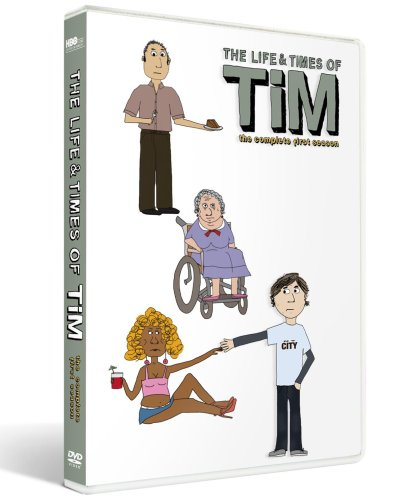 The Life and Times of Tim: Season 1 starring Steve Dildarian, Mr. Media Interviews