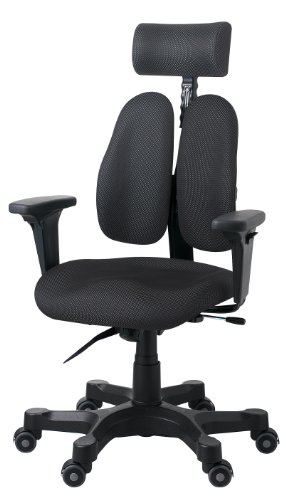 Best Buy Duorest Leaders Dr 7500g Kf Fully Loaded Ergonomic Home Office Chair With Adjustable Headrest Water Resistant Knit Fabric Review Low Price Office Best