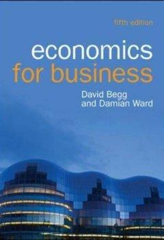 Livres Couvertures de Economics for Business