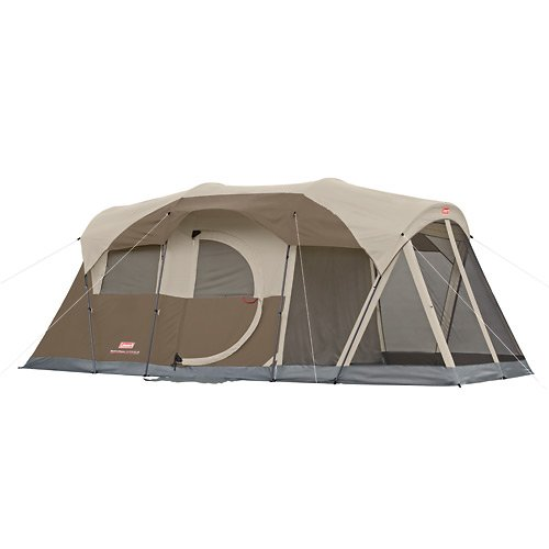 Coleman Screened 10 Person 16 X 10 Weathermaster Tent