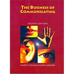 The Business of Communication 4e