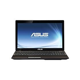 ASUS A53U-XE1 15.6-Inch Versatile Entertainment Laptop (Mocha)