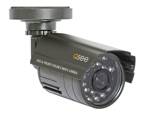 Cheap Q See Qsm1424w Wide Angle Indoor And Outdoor Security Camera Best Prices Cctv Cameras