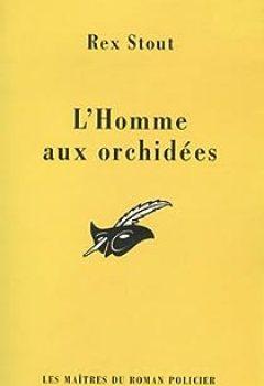 Livres Couvertures de L'homme Aux Orchidées
