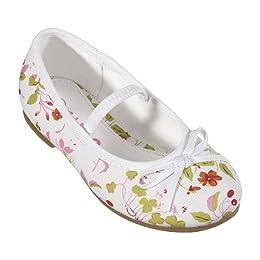 Toddler Girls' Circo® Meli Ballet Flats - Strawberry