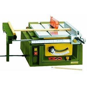 Proxxon 37070 FET Table Saw