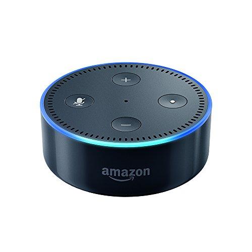 All-New Echo Dot (2nd Generation) - Black