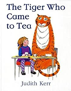 "Cover of ""The Tiger Who Came to Tea"""