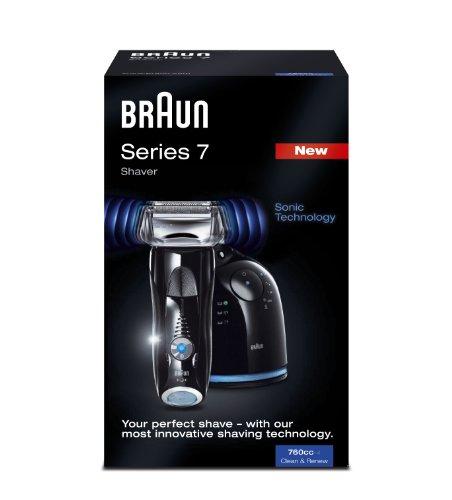 Braun Series 7-760cc-4 Shaver