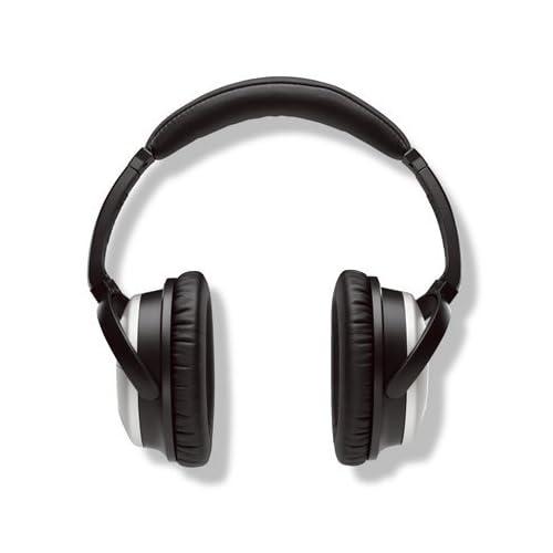 【国内正規流通品】BOSE QuietComfort15 ノイズキャンセリングヘッドホン 322403-0010