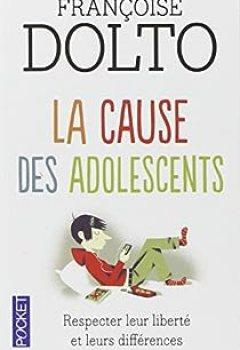 Livres Couvertures de La Cause Des Adolescents