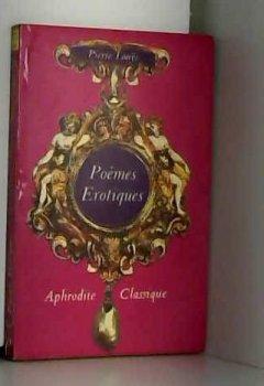 Livres Couvertures de Poèmes érotiques : Collection aphrodite classique
