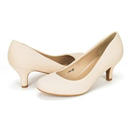 DREAM-PAIRS-Womens-Low-Heel-Pump-Shoes