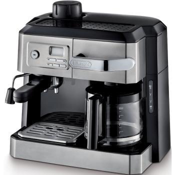 41jL7s5ALnL - DeLonghi BC0330T Combination Drip Coffee and Espresso Machine