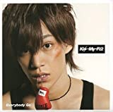 Everybody Go SHOP限定 千賀健永ver. - Kis-My-Ft2