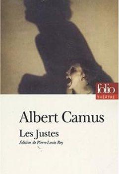 Livres Couvertures de Les Justes.