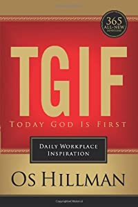 "Cover of ""TGIF: Daily Workplace Inspirati..."