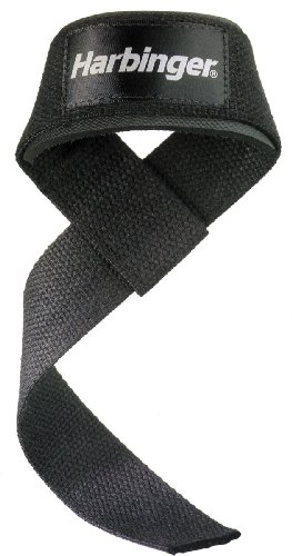 Harbinger Classic Cotton Padded Lifting Straps