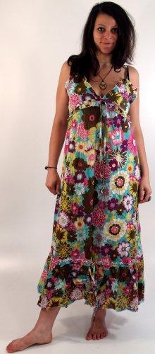 Sommerkleid Gipsie in 2 Farben / Lange Kleider
