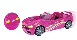 Toy-State-Nikko-RC-Barbie-Convertible-Vehicle
