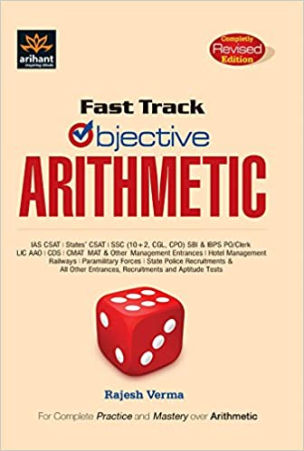 Image result for Arihant Fast track objective arithmetic English version full book