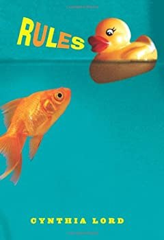 "Cover of ""Rules (Newbery Honor Book)"""