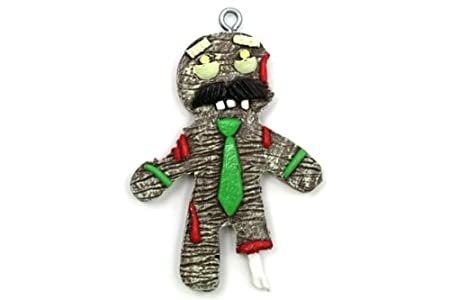 Gingerbread Zombie Dad