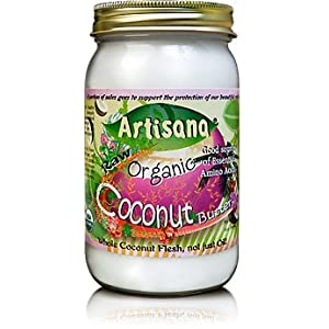 Deliciously tasty coconut butter