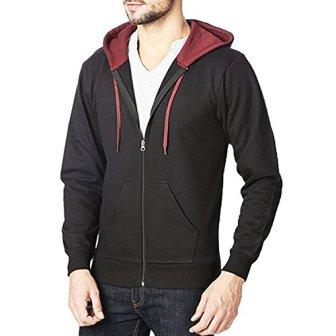 Rodid Full Sleeve Solid Men's Sweatshirt (B-HWSSWTZ-B-XXL)