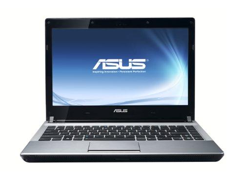 ASUS U30JC-A2B 13.3-Inch Laptop (Silver)