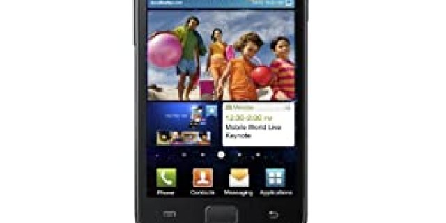 Review Samsung Galaxy S II Smartphone with 8 MP Camera