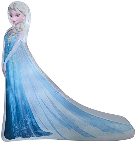 elsa inflatable decoration