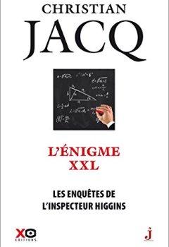 Livres Couvertures de Les enquêtes de l'inspecteur Higgins - tome 30 L'énigme XXL
