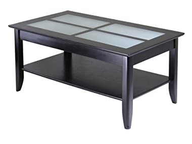 Product Image Syrah Coffee Table-Espresso