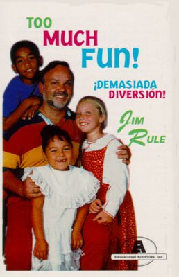 Too Much Fun! Demasiada Diversión, Vol. 1 CD by Jim Rule