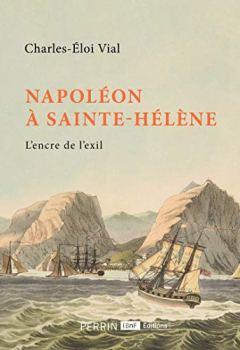 Livres Couvertures de Napoléon à Sainte-Hélène