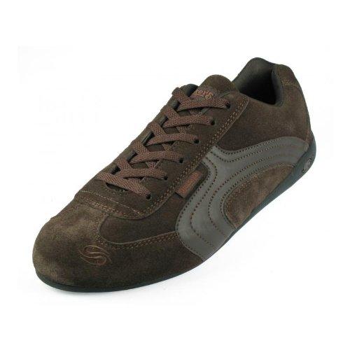 Dockers Sneaker 246200-001006 espresso/braun, Schuhgröße:EUR 45