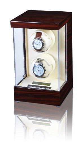 MODALO Uhrenbeweger für 2 Uhren -LCD- 212062
