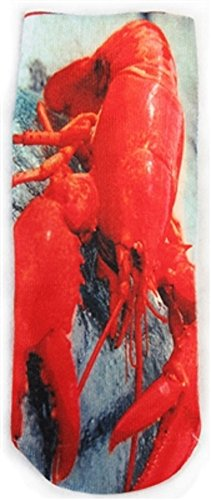 Lobster Women's Ankle Socks Sublimation