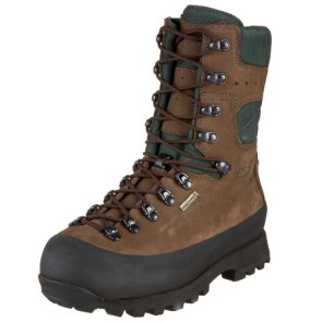 Kenetrek Men's Mountain Extreme 400 Insulated Hunting Boot,Brown,10 W US