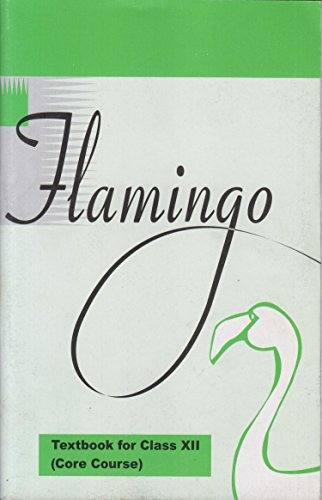 Flamingo - Textbook in English (Core Course) for Class - 12  - 12074