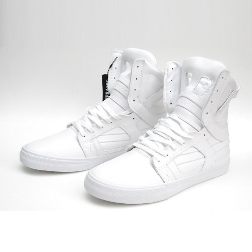 [スープラ]SUPRA SKYTOP 2 WHITE ACTION 9(27cm)