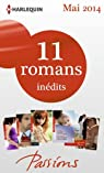 11 romans Passions inédits