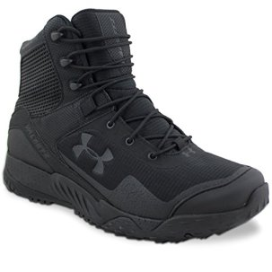 Under Armour Men's UA Valsetz RTS Tactical Boots 9 Black